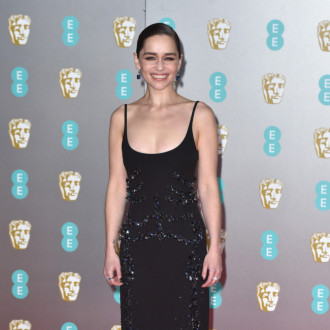 Emilia Clarke sleeps on 'bougie' silk pillowcase