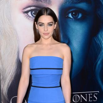 Emilia Clarke is known as the 'dragon lady'