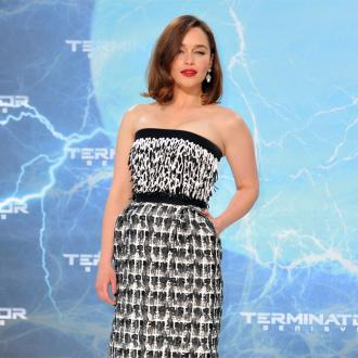 Emilia Clarke Surprised By Terminator Stunts