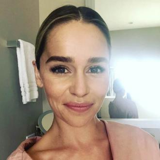 Emilia Clarke felt like a 'damn KWEEN' in Emmys make-up