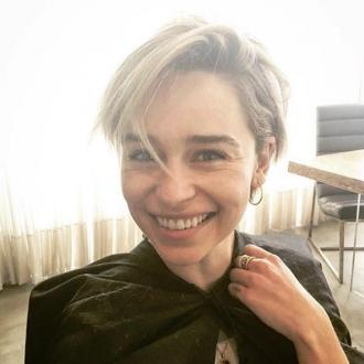 Emilia Clarke's haircut inspired by fellow stars