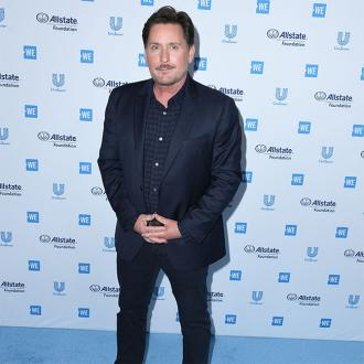 Emilio Estevez has written TV show for brother Charlie Sheen