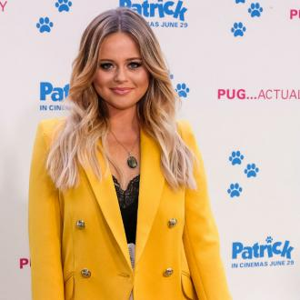 Emily Atack is 'trying to find contentment'