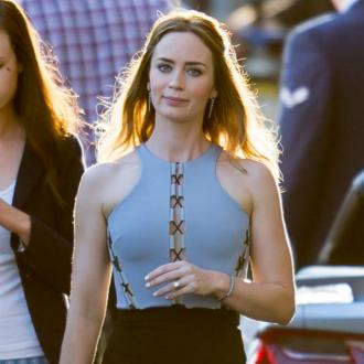 Emily Blunt Feels Intimated By Mary Poppins Role