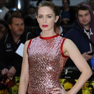 Emily Blunt 'Can't' Talk About Split From Michael Bublé