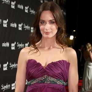Emily Blunt Laid Back About Red Carpet Outfits
