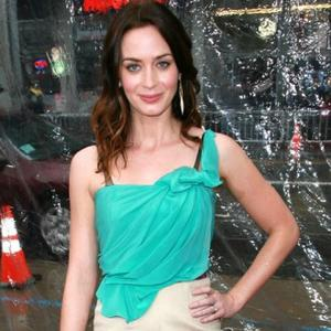 Emily Blunt: Ysl Made A Mistake