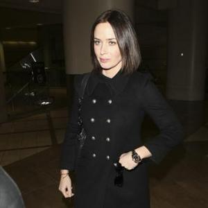 Emily Blunt Wants Bond Role