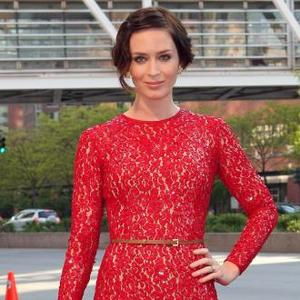 Emily Blunt: 'Marriage Is A Blast'