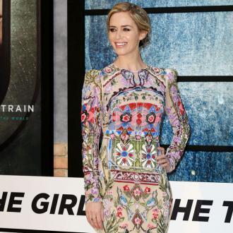 Emily Blunt loved working on a movie with her husband