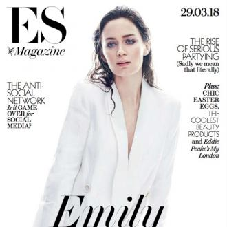 Emily Blunt felt nervous starring with husband John Krasinski in A Quiet Place