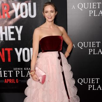 Emily Blunt drinks oil to cure colds
