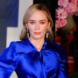 Emily Blunt kept an umbrella from Mary Poppins Returns