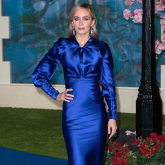 Emily Blunt wore waistcoats in 'lurid colours' before fame