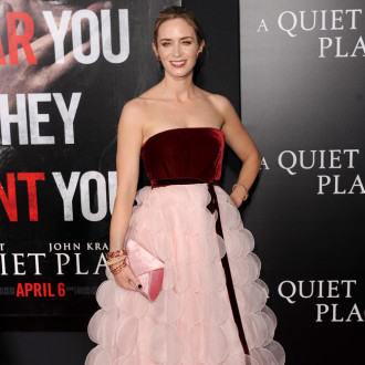 Emily Blunt has a responsibility 'to enlighten people' about stuttering