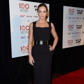 Emily Blunt Rejected By Charity?