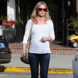 Emily Blunt Shops For Baby
