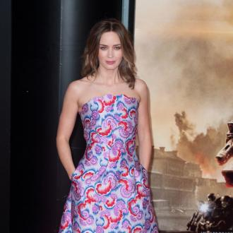 Emily Blunt In Talks To Star In Barton And Charlie And Checco And Bill