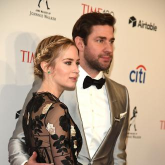 John Krasinski grateful to have Emily Blunt on A Quiet Place
