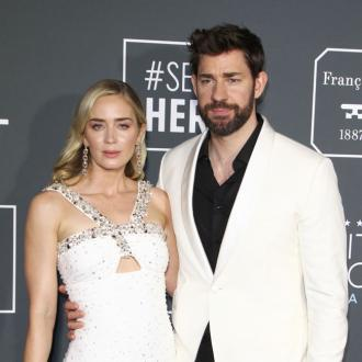 Emily Blunt loves the 'action hero' John Krasinski