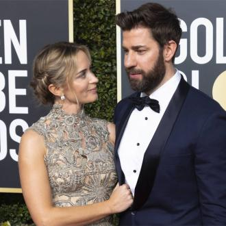 John Krasinski is a 'huge fan' of wife Emily Blunt