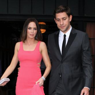 Emily Blunt's 'Casual' Baby Shower