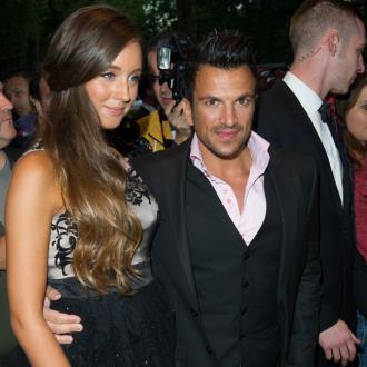 Peter Andre Reduced To Tears On Wedding Day