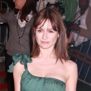 Emily Mortimer's Cartoon Glamour