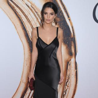 Emily Ratajkowski doesn't work 'super hard' for her trim body