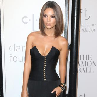 Emily Ratajkowski feels 'most comfortable' naked