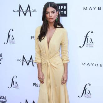 Emily Ratajkowski Scoops Model Of The Year Prize