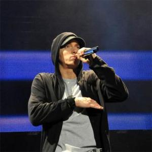 Eminem Has Windows Blocked With Tinfoil