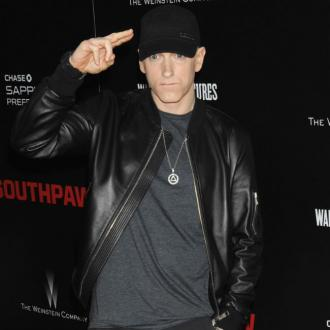 Eminem teases new song Walk On Water?