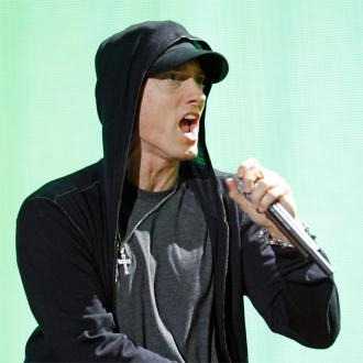 Eminem 'looks to' Jay Z