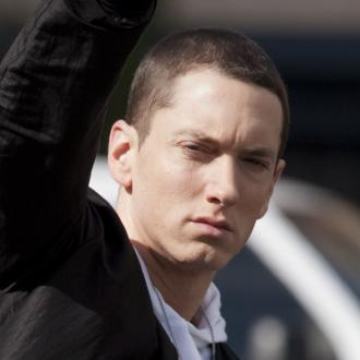 Eminem 'chasing' Marshall Mathers LP success