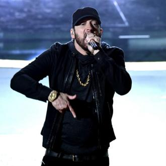 Eminem's surprise Oscars appearance
