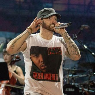 Eminem gives Stans his mobile number to ask their burning questions