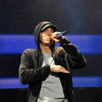 Eminem's addiction caused weight gain