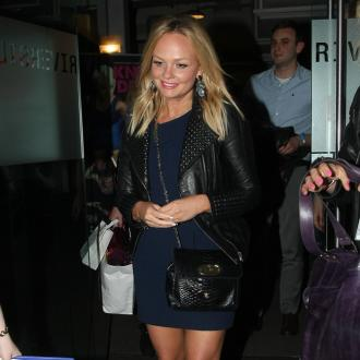 Emma Bunton's Spice Girls costume