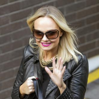 Emma Bunton is proud of her pigtails
