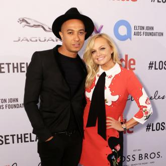 Emma Bunton gets fiancé tattoo while tipsy