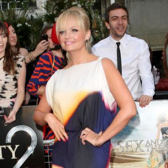 Emma Bunton loves Victoria Beckham's fashion line