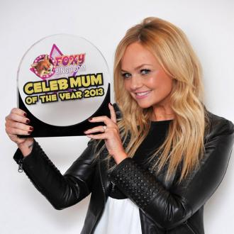 Emma Bunton Named Foxy Bingo Celebrity Mum Of The Year