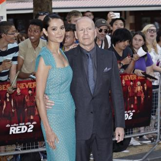 Bruce Willis And Wife Enjoy Babymoon