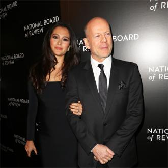 Bruce Willis joined in Idaho by wife