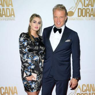 Dolph Lundgren dating personal trainer