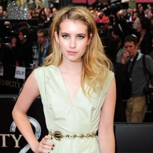 Emma Roberts Ignores Male Fashion Advice