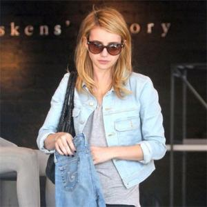 Emma Roberts Loved Julia's Film Sets