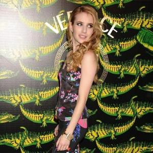 Emma Roberts Wants Fifty Shades Role