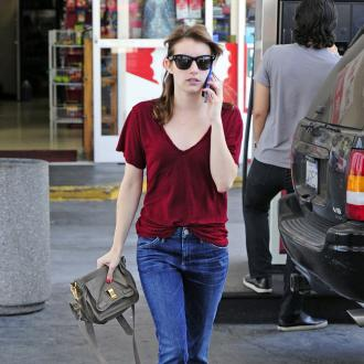 Emma Roberts got reality check living alone